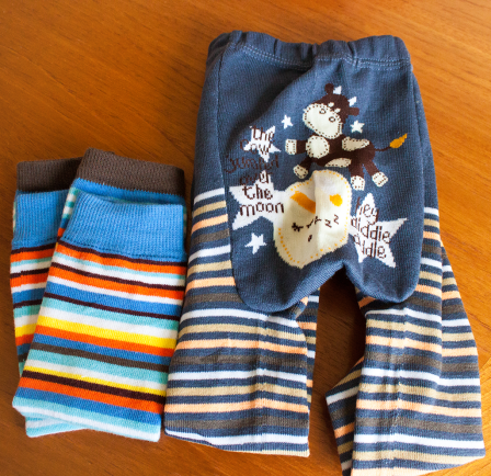 Nappykind boutique - Baby leggings and legwarmers