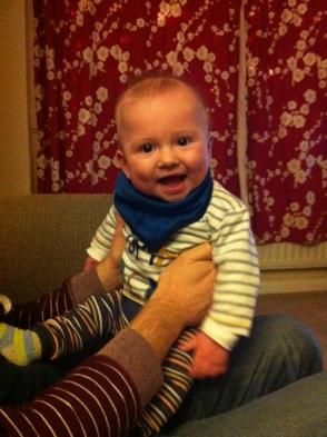 Pre-teething Toby