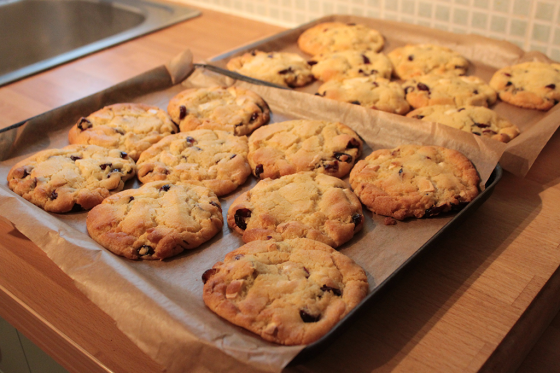 White Chocolate And Cranberry Cookie Recipe Uk