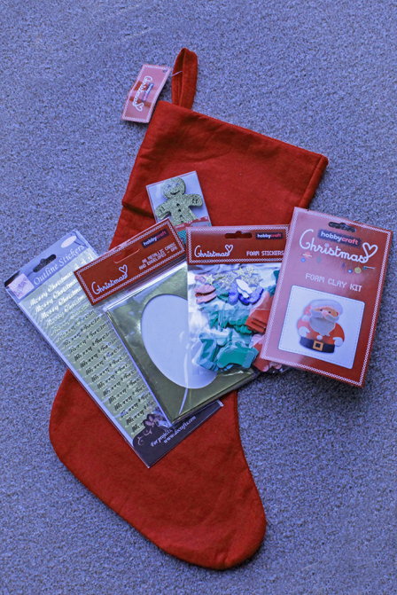 Hobbycraft Christmas Craft Pack