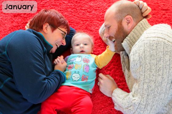 Family Portrait January